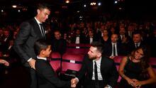 Dolores Aveiro revela anécdota de cuando Cristiano Jr. conoció a Messi
