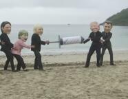 Las protestas que han marcado la cumbre de líderes del G7