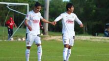 Con este gol de JJ Macías, Chivas derrotó a Santos