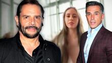 Desde la cárcel, Héctor Parra manda contundente mensaje a su hija Alexa y Sergio Mayer