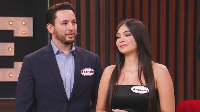 Alejandra y Fabricio no seguirán juntos: no pudieron ponerse de acuerdo en cómo formarían su familia