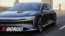 ¿Es el Lucid Air una verdadera amenaza para Tesla y su Model S?