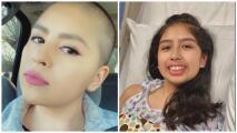 La historia de lucha de esta madre hispana y su hija, quienes libran una batalla contra el cáncer