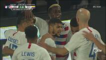 Gyasi Zardes, con virtud y algo de fortuna, hace el primero del Team USA contra Ecuador