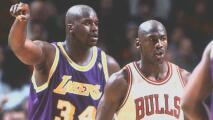 El 'Dream Team' del Shaq con Michael Jordan y Kobe Bryant