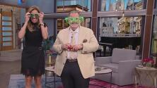 """Al estilo de El Gordo y La Flaca, ¿de quién fueron los lentes más """"nice"""" que se lucieron durante el programa?"""