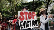 La Corte Suprema bloquea parcialmente la moratoria de desalojos de Nueva York
