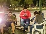 Aficionados de Monterrey hacen filas en la madrugada por boleto para la Final ante América