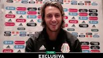 """Santi Giménez y jugar ante Ecuador: """"Es el partido de mi vida"""""""