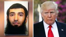 ¿Merece la pena de muerte el autor del atentado en Nueva York, como lo pide el presidente Trump?