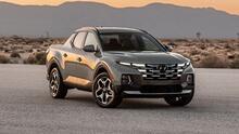 Hyundai Santa Cruz 2022: la nueva pickup 'millennial' con lo mejor de dos mundos