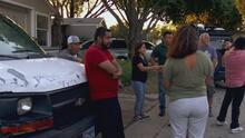 """""""Nos roba tranquilidad"""": temor entre habitantes de una unidad de casas móviles en Lewisville por posible desalojo"""