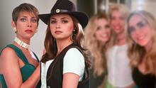 Angélica Rivera, Cynthia Klitbo y Aylín Mujica se reunieron 27 años después de la telenovela 'La Dueña'
