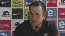 """Juan Antonio Pizzi: """"Hay muy pocos partidos con el nivel de Argentina-Chile"""""""
