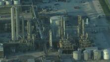 ¿Qué se sabe del impacto ambiental que pudo haber causado el incidente en planta química de La Porte?