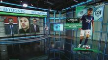Carles Gil confiesa no estaba muy convencido de llegar a la MLS