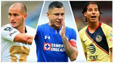 Lo que tiene a Pumas, Cruz Azul y América, por ahora, en la cima del fútbol mexicano