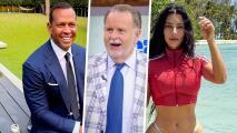 Raúl quiere juntar a Alex Rodríguez con Kim Kardashian ahora que ambos están solteros