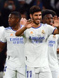 El Hat Trick de Marco Asensio, el doblete de Karim Benzema y el gol de Isco Alarcón le dan la victoria al Real Madrid 6-1 sobre el Mallorca.