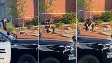 """Señalan a oficial por hacer un arresto con """"fuerza excesiva""""; la policía investiga"""
