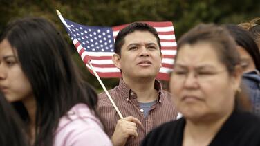 Con 'Un Día Sin Latinos' arranca en Milwaukee una jornada en apoyo a la ciudadanía para indocumentados