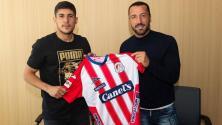 Javier Güémez es presentado como refuerzo del Atlético de San Luis