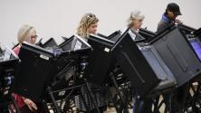 A pocos días de las elecciones, republicanos y demócratas enfatizan en sus discursos de campaña