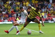 Con un autogol y con la anotación de Hee-Chan Hwang, los Wolves vencen 0-2 al Watford.