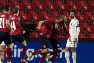 República Checa y Bélgica terminan empatados