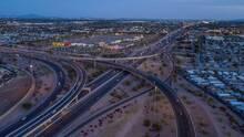Alerta de tráfico: anuncian cierres en el I-10, US 60, I-17 y Loop 101 del 24 a 27 de septiembre