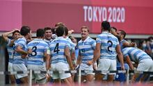 Argentina gana el bronce en rugby, su primera medalla en Tokyo 2020