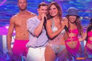 Guaynaa y Gloria Trevi sorprenden con 'Nos Volvimos Locos', una canción que estrenaron en primicia en Premios Juventud