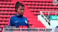Brisa Acebey, exjugadora de San Lorenzo, acusada de asesinato