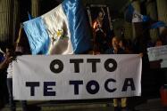 Se intensifican protestas en Guatemala tras los escándalos de corrupción