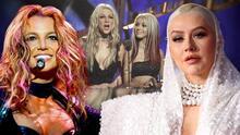 """Britney Spears recibe el respaldo de Christina Aguilera: """"Ella merece toda la libertad para vivir su vida feliz"""""""