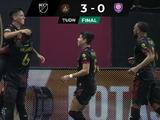 Gonzalo Pineda celebra su primera victoria como técnico de Atlanta United
