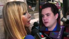 """""""Se quiso pasar de listo"""": Adriana Arbeláez se conmueve al confirmar con ADN que Manuel José es el padre de su hijo"""