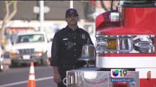 Bomberos de Modesto recuerdan víctimas de 9/11