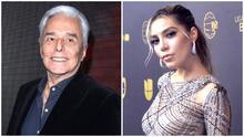 """Enrique Guzmán """"perdona"""" a Frida Sofía y desiste de demandarla, pero quiere una disculpa"""