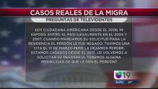 Casos reales de la migra: Víctimas de violencia en su país
