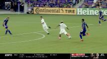 ¡El rey se reencuentra con el gol! Josef Martínez hace un golazo de vestidor