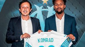 Konrad deja al Barcelona y ficha por Olympique de Marseille