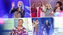Yuri, Olga Tañón, Shaila Dúrcal y más se preparan para Latin GRAMMY Celebra Ellas y su Música