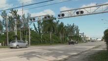 Revisa tus rutas y evita problemas de tráfico por el cierre del cruce ferroviario de la avenida 107 en Sweetwater