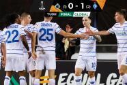 Dynamo de Kiev venció de visita y está en Octavos de Final