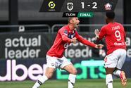 ¡Lille campeón! Weah, David y Pizzuto se coronan en Francia