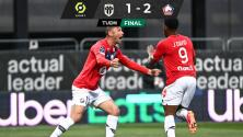 Lille se corona en Francia con tercia de jugadores de Concacaf