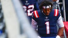 Los New England Patriots despidieron a Cam Newton
