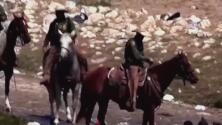 """""""No sé qué explicación se puede dar ante este tipo de escenas"""", el alcalde de San Antonio afirma sobre las imágenes de agentes a caballo golpeando a migrantes haitianos en la frontera"""