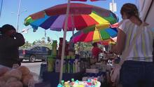 """""""Aunque sea para la comida sacamos"""": preocupación entre comerciantes por el cierre temporal del Parque MacArthur"""